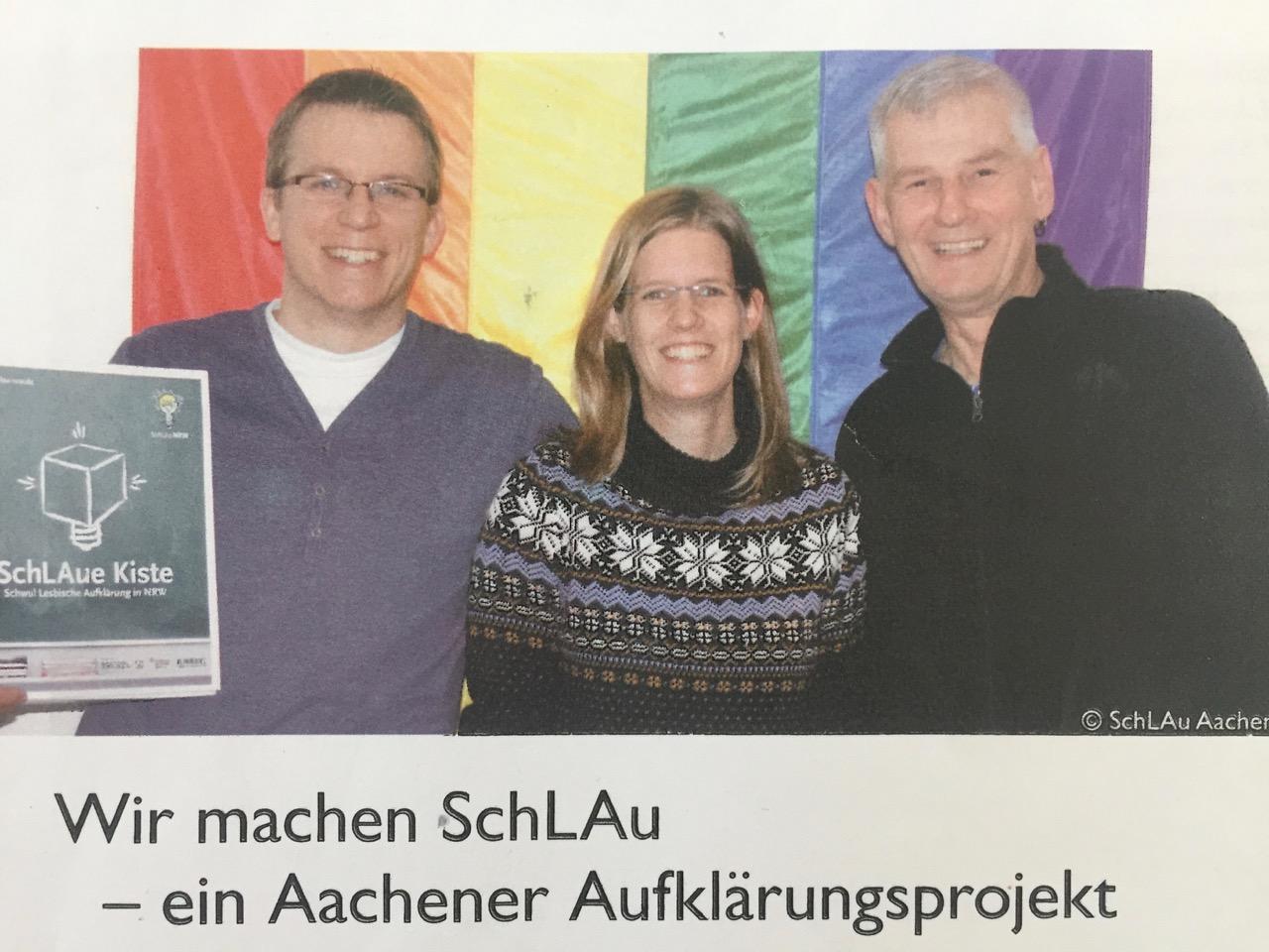 Projekt Sexualität - sexuelle Orientierung in der FOS 12 Sozial - und Gesundheitswesen