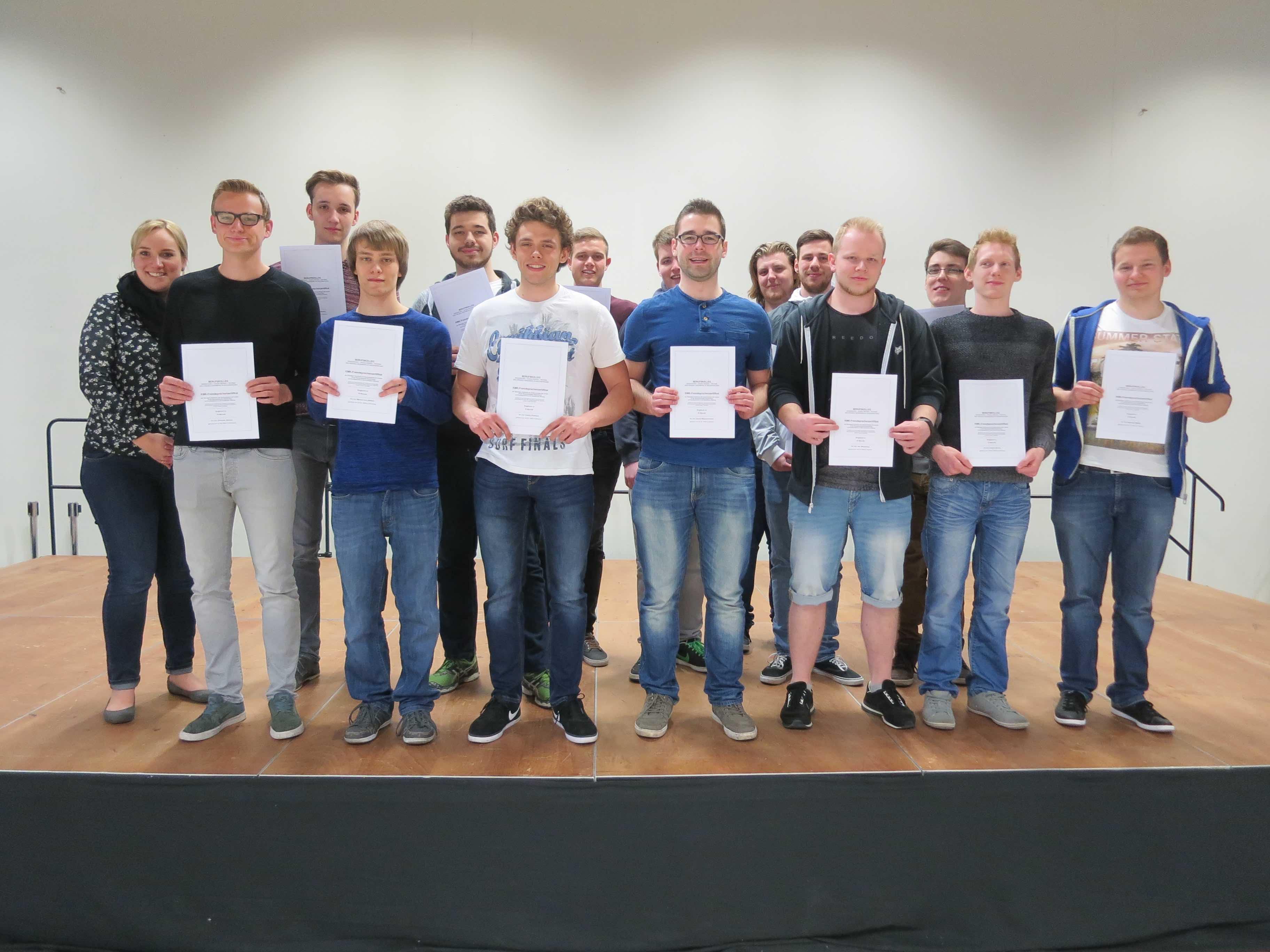 KMK-Fremdsprachenzertifikat  für IT-Berufe und Mechatroniker