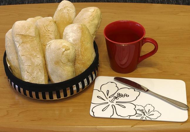 Bei Kaffee und Brötchen: Kennenlernen in der Ausbildungsvorbereitung