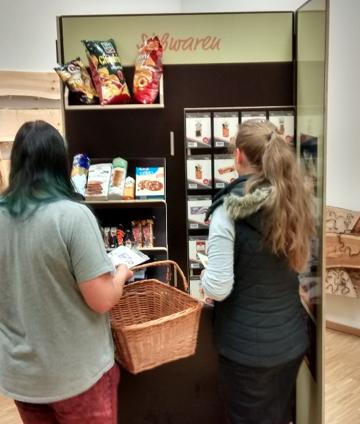 """Einkaufen im """"globalen Supermarkt"""""""